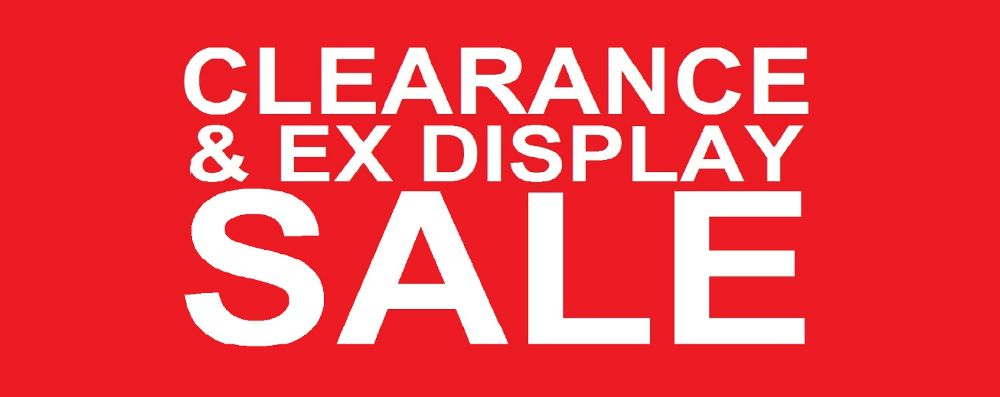 EX-DISPLAY SALE BEDS LEICESTER