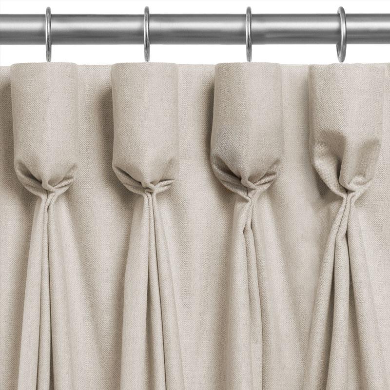 Goblet-Pleat-Curtain-Heading-curtains leicester