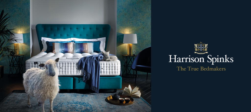 Harrison Spinks bed experts leicester