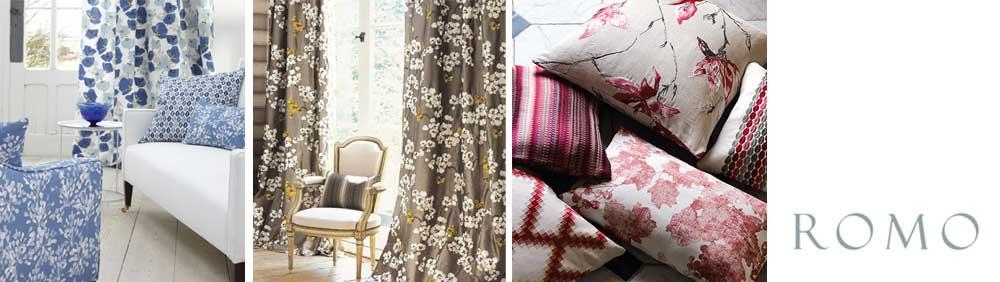 blinds cushions curtains fabrics leicester dalkard & Elliott