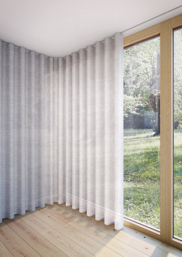 Silent-Gliss-3870-with-recess-profile-wave-curtains-using-Silent-gliss-natural-fabric-curtains-leicester