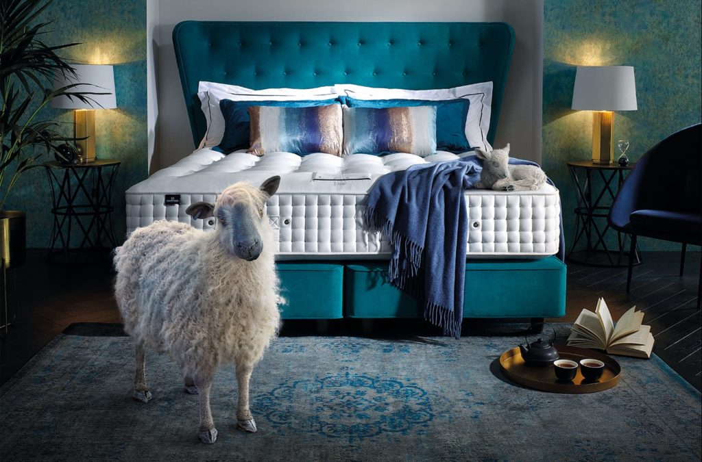 super king Somnus-beds- leicester