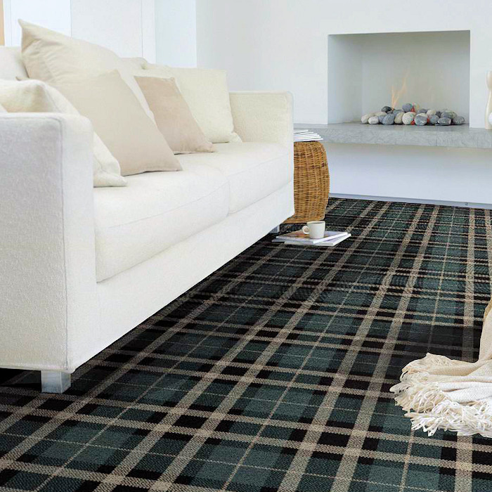 tartan carpets leicester