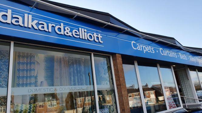 Dalkard & Elliott Leicester carpet specialists