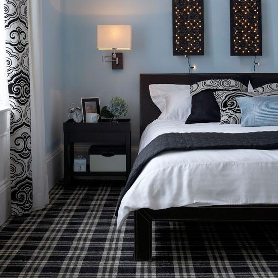 patterned carpet bedroom leicester