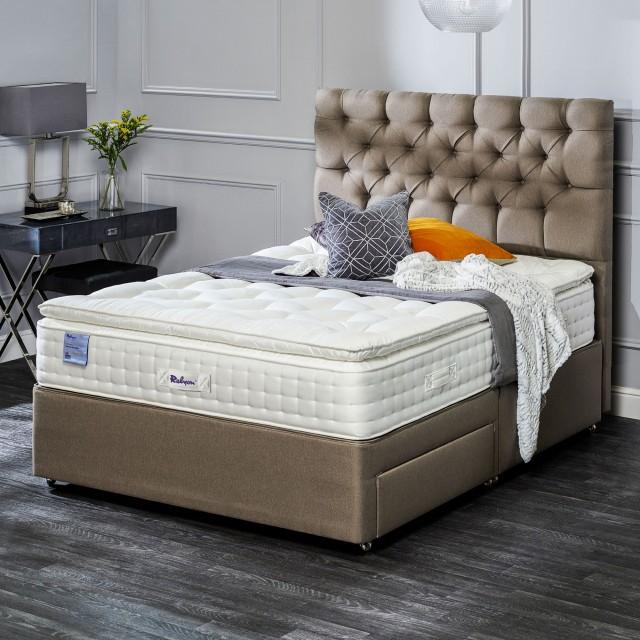 Beds & MATTRESSES relyon beds leicester natural silk dalkard & Elliott