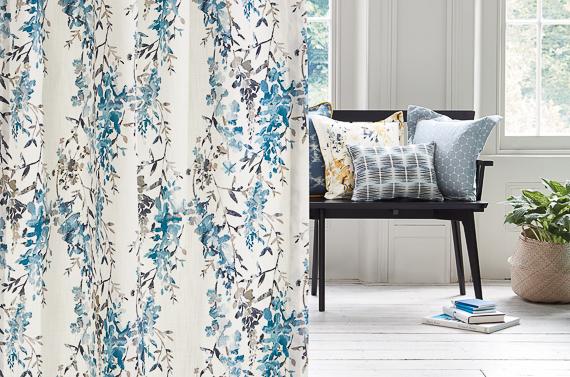 villanova-hana-curtains fabrics leicester