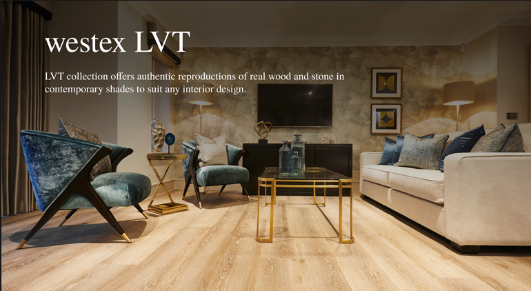 westex LVT Planks Flooring Leicester