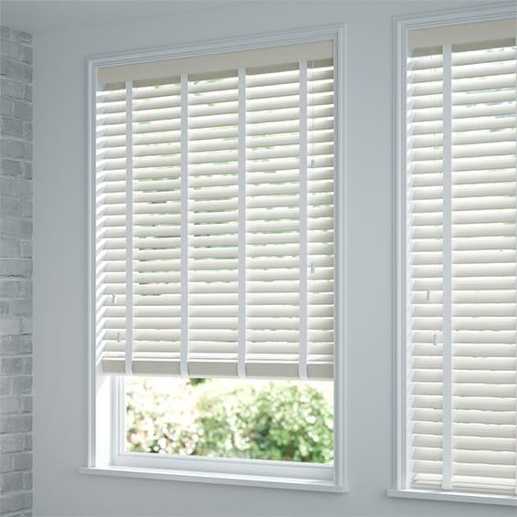 wood slat blinds leicester