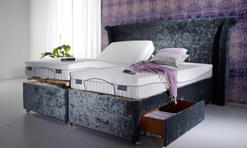 NATURAL LATEX Dunlopillo beds leicester beds