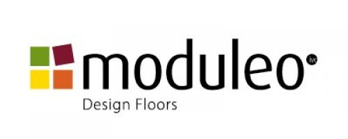 moduleo logo LVt flooring leicester