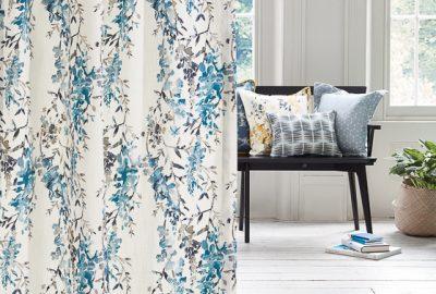 curtains Leicester fabrics